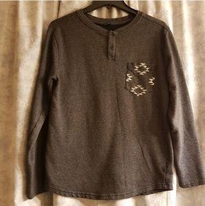 Volcom Sweatshirt Crewneck Buttoned